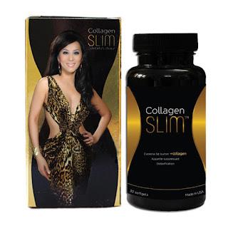 Collagen slim của Kỳ Duyên giảm cân an toàn