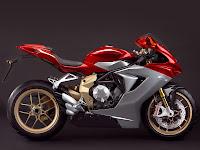 Gambar Motor MV Agusta 2013 F3 Oro 3