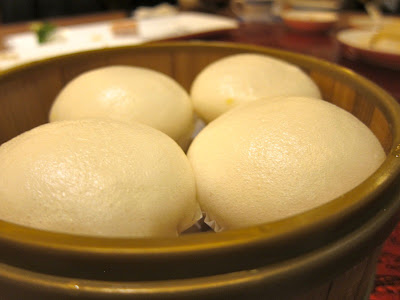 Custard Buns at Taste Paradise