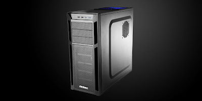 Antec Eleven Hundred Gaming Case Review screenshot 2