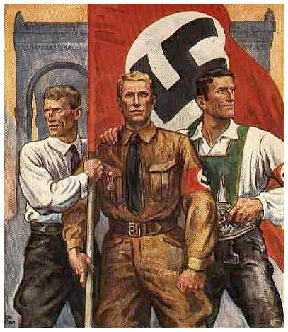 a history of nazism and world war one in germany The treaty of versailles was the peace settlement signed after world war one had ended in 1918 the treaty was signed at the vast versailles palace near paris - hence its title - between germany and the allies.