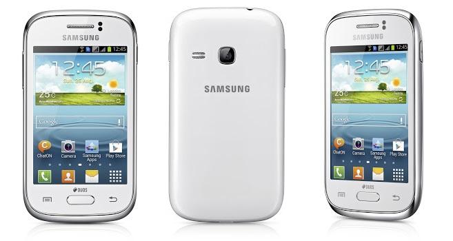 Samsung Kenalkan Galaxy Young dan Galaxy Fame dengan Android 4.1 (Jelly Bean)