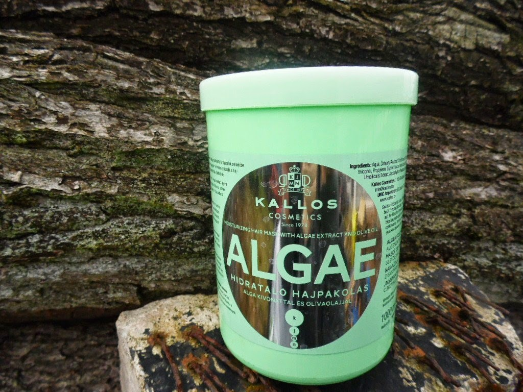Kallos Algae | Maska idealna
