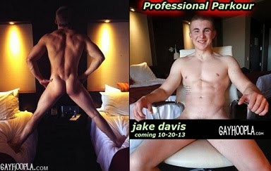 Jake Davis, Former Marine, at GayHoopla.com to Get Us<br>In Fantastic Sexual Shape!