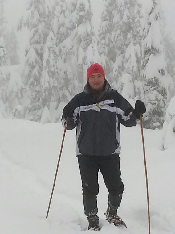 Dakota Ridge in December