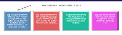 CARA MENDAFTAR ONLINE SBMPTN 2015-2