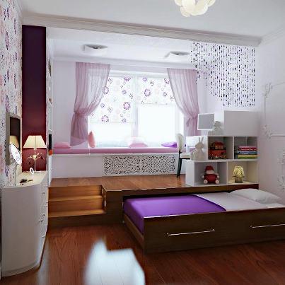 ديكورات غرف نوم 2013 3