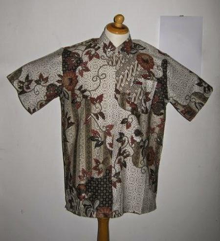 Foto Baju Batik Anak Pekalongan