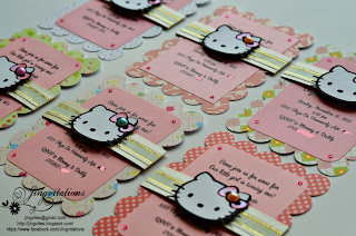 hello kitty party favor