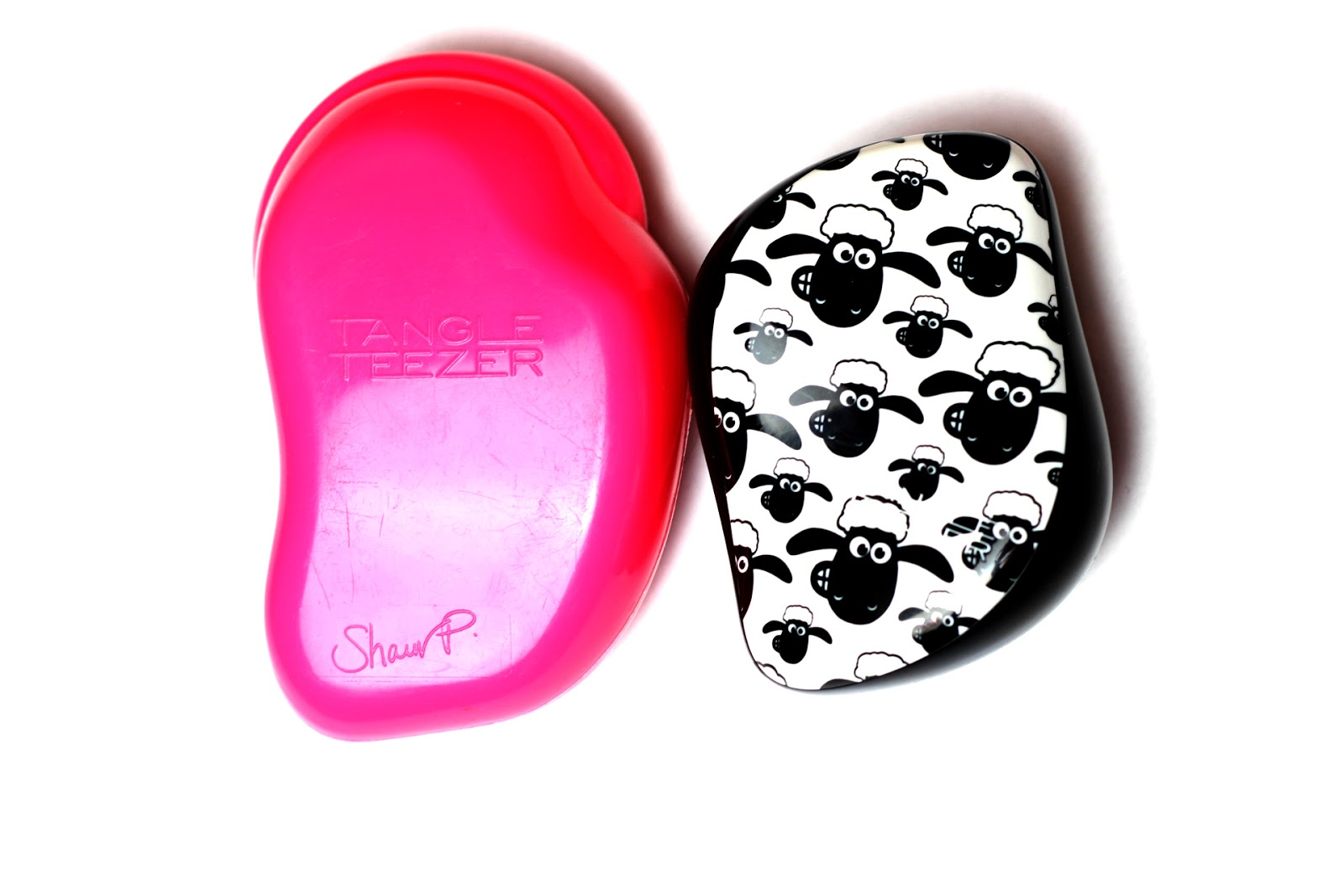 Size Difference between original and compact tangel teezer