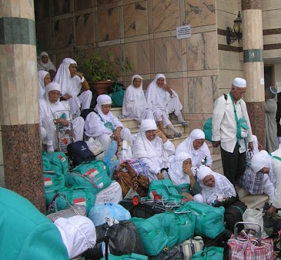 Jamaah+haji+Indonesia Baru, Kriteria Keberangkatan Jamaah Haji 2013