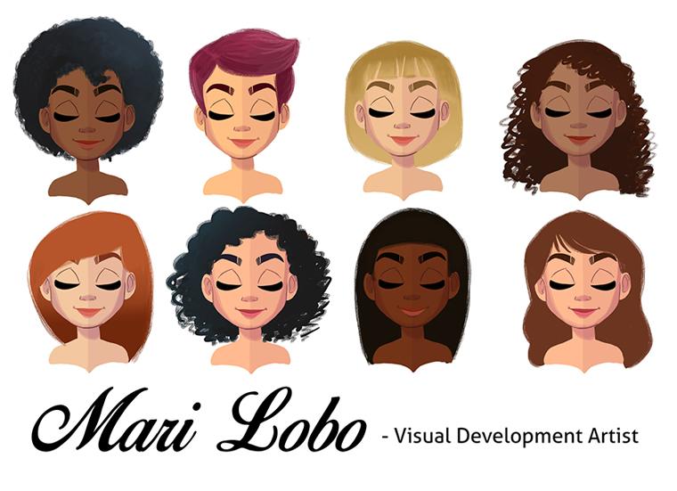 Mari Lobo Art
