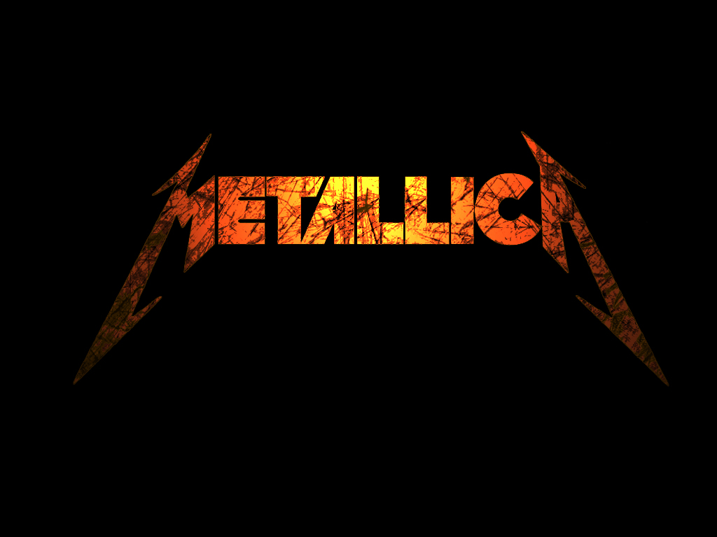 metallica lighting logo wallpaper - photo #11