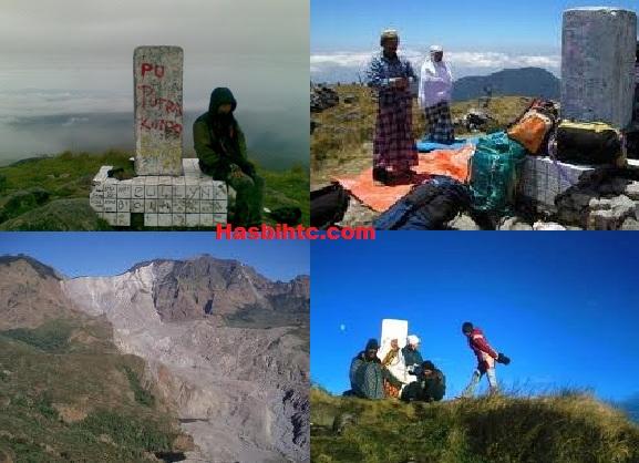 Bawakaraeng Puncak Gunung tertinggi di Sulawesi Selatan
