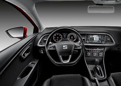 รถ รุ่น ใหม่ Seat Leon SC