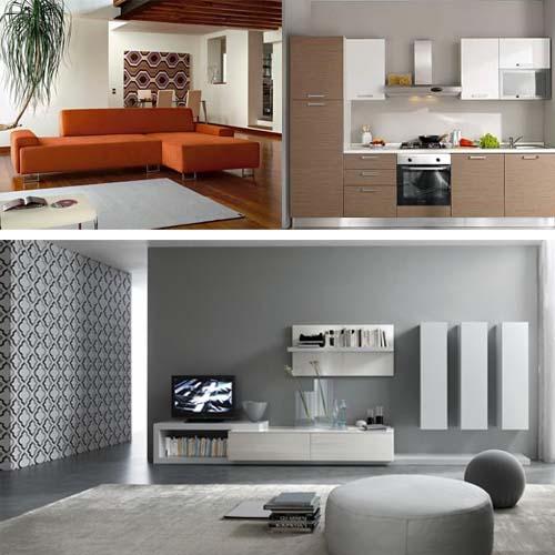 arredamento facile: novembre 2012 | blog arredamento interior ... - Lusso Angolo Divano Nel Soggiorno Camera Design Con Parete Di Vetro