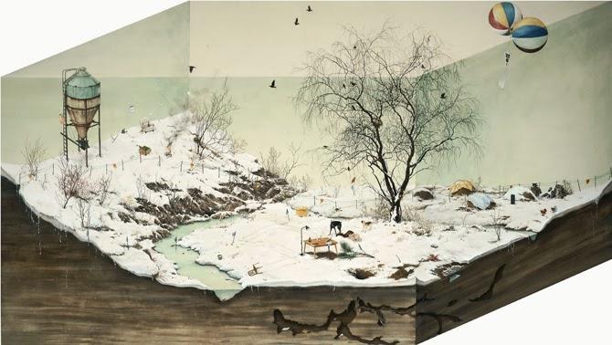 ©Lee Jin Ju. Pintura | Paintings