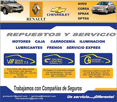 TECNO CENTRO CENTRO EXPRESS, C.A. en Paginas Amarillas tu guia Comercial