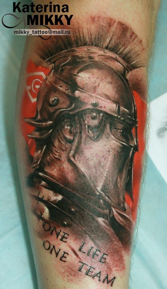 Pin Spqr Roman Soldier...