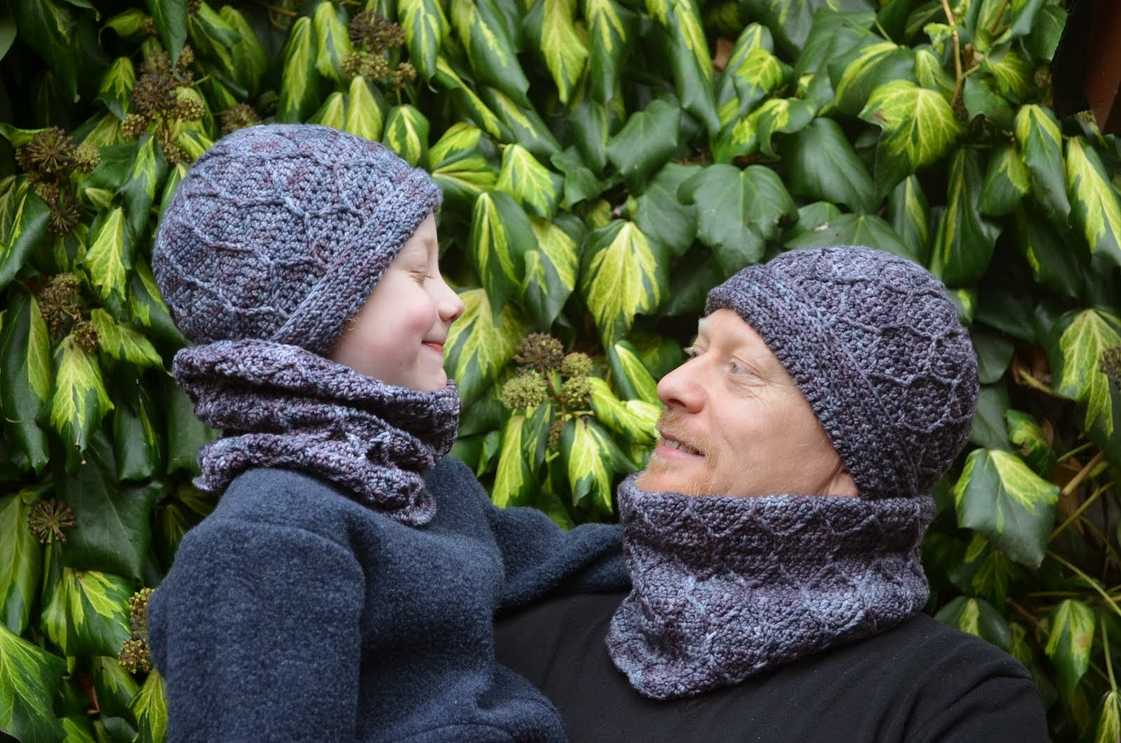 Pattern : viking hat and cowl