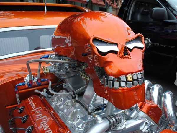 Cool Hot Rod Air Cleaners : American rat rod cars trucks for sale february
