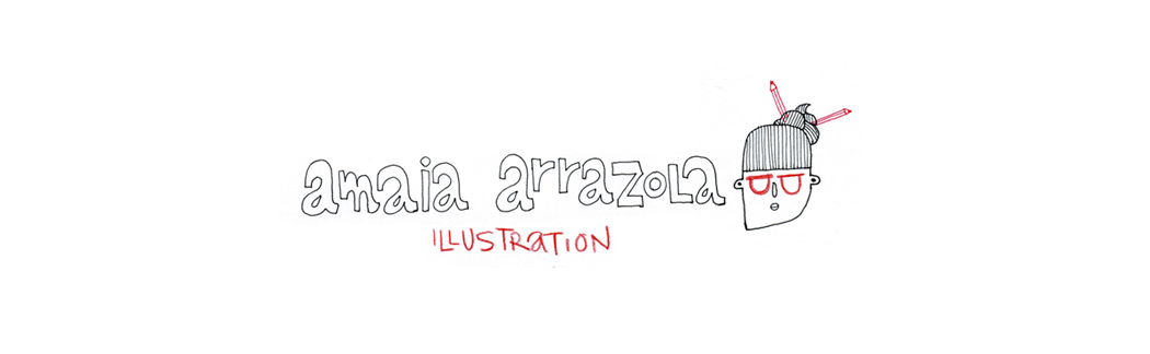 Amaia Arrazola Illustration