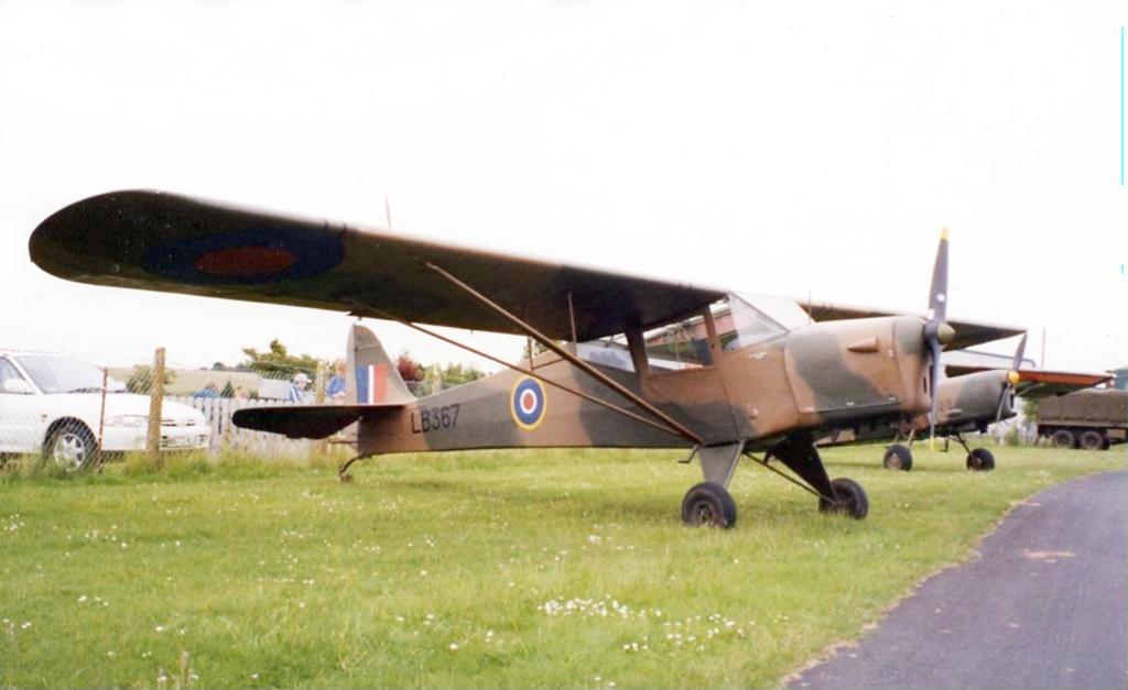 A Auster+Mk+I+LB367