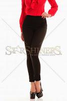 Pantaloni Artista Cosy Worker Black (Artista)