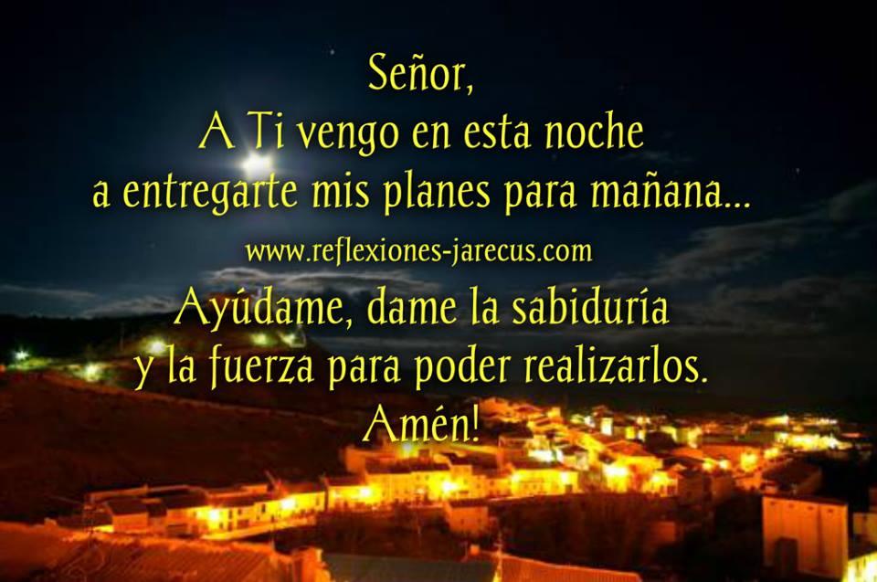 Oración de la noches
