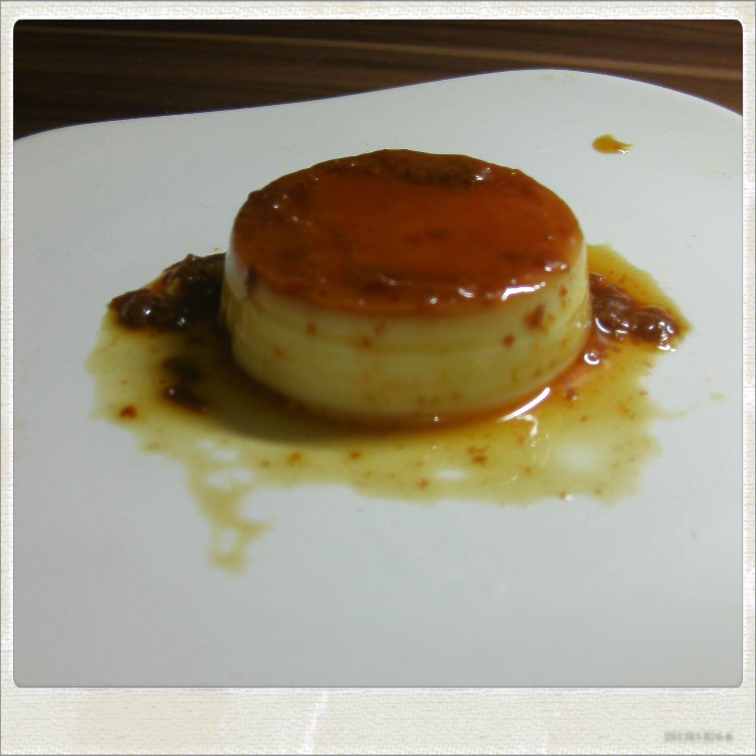 Caramel Custard Pudding Procrastination Diary