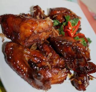 Cara Membuat Ayam Kecap Bangoo Istimewa Sedap Mantap