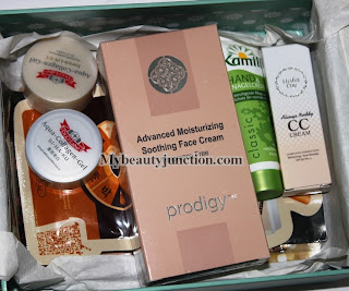 Glamabox November 2013 review, unboxing, photos beauty box