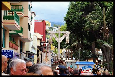 Día de la Cruz en Puerto de la Cruz 2013