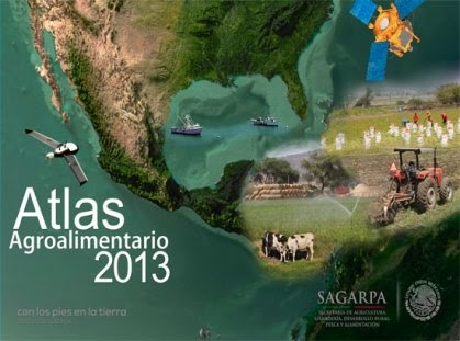 Atlas Agropecuario y Pesquero