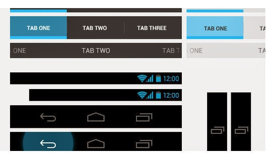 Official Android 4.0 UI Downloads