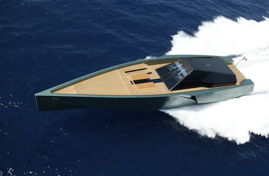 WALLY 118 boat yacht