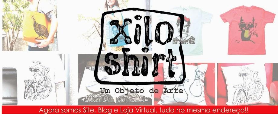 Xilo Shirt - Um objeto de Arte
