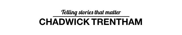 Chadwick Trentham's Blog