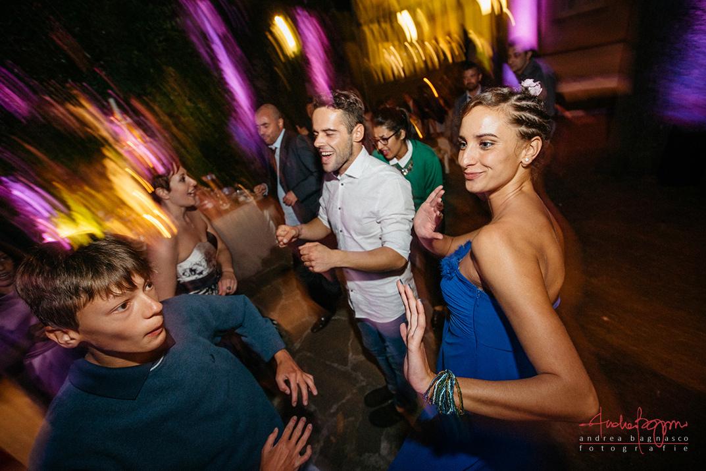 balli scatenati matrimonio