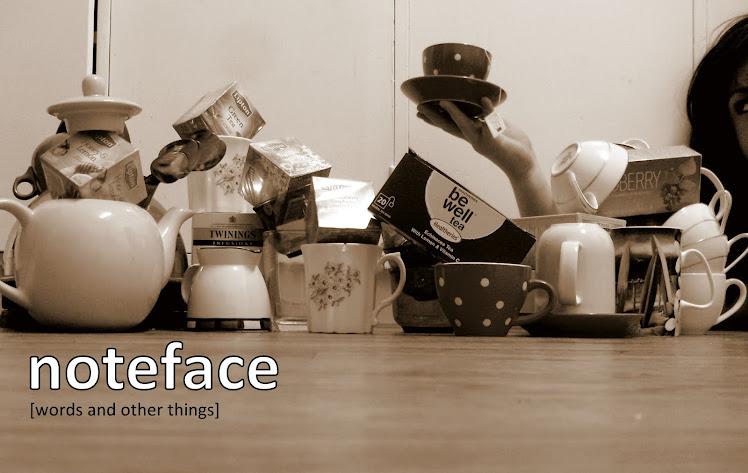 noteface