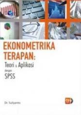 Ekonometrika Terapan Teori & Aplikasi dengan SPSS