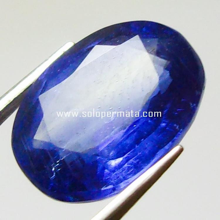 Batu Permata Blue Kyanite - 08K01
