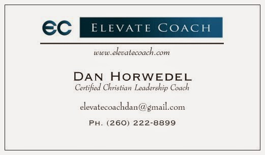 Every day with dan We re in business elevate coach