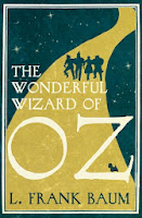 The Wonderful Wizard of Oz, Frank L. Baum cover