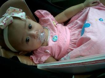 Rania 5 bulan