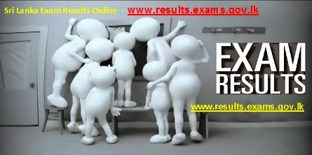 www.results.exams.gov.lk Online Exam Results Sri Lanka