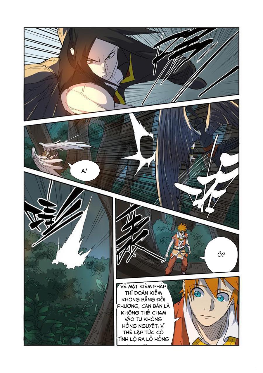 Yêu Thần Ký chap 172.5 - Trang 4