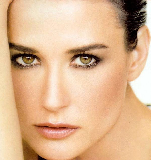 style demi moore hot