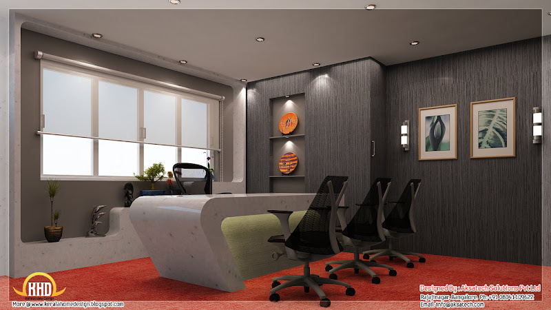 Corporate Office Interior Design Ideas