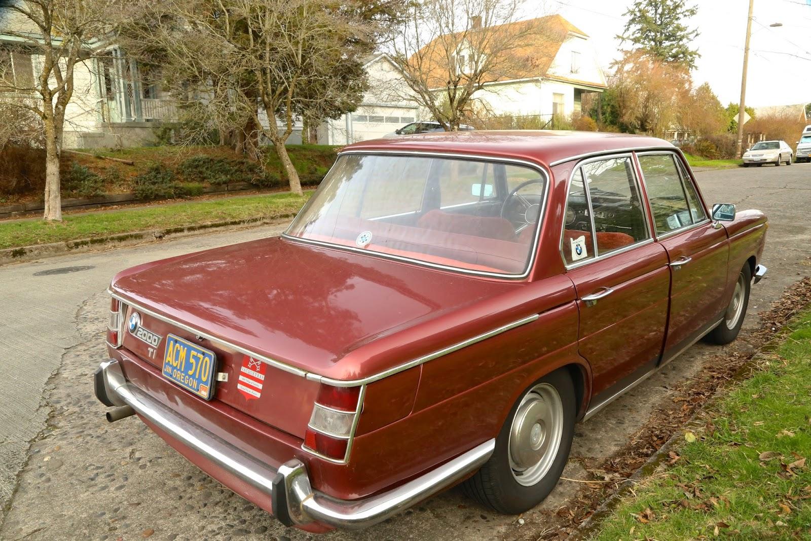 1966 BMW 2000 TI